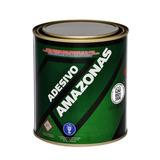 Cola Contato Adesivo Amazonas 200g Couro Plástico Sintético