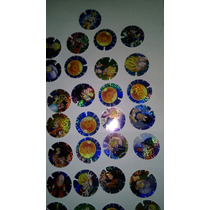 Semicoleccion Tazos Dragon Ball Z Promocion Gamesa/sabrita
