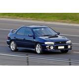 Subaru Impreza 93-01 Mascara Delantera Wrc Turbo