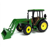 Tractor John Deere 5420 Fina Replica En Metal, Escala 1:16