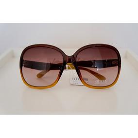 Oculos Sol Guess Importado Original Novo Com Etiquetas - Óculos De ... 382954b580