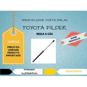 Amortecedor Mala Toyota Corolla Fielder Mola A Gás Todas