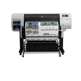 Plotter Hp Designjet T7100 Longitud Maxima De Impresión 91 M