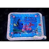 Torta Infantil, Cumpleaños O Eventos. Con Lamina Comestible