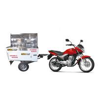 Cachorro Quente, Churros, Moto Flexmoto, Carretinha Food