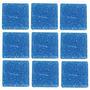 Azulejo Mosaico Veneciano Azul Mar 2x2 Cm