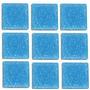 Azulejo Mosaico Veneciano Azul Cancun 2x2 Cm