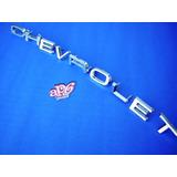 Chevrolet C10 Pick Up . Juego Letras Metalicas Capot 69/71