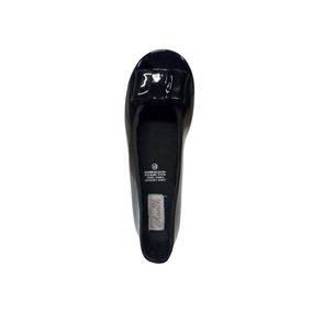 Lambrusco Zapato Flat Balerina Color Negro Niña Annik Flats