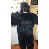 Disfraz Gorila Espectacular Unico Vendo O Alquilo