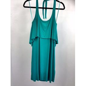 Vestido Casual Dama Marca Willi Smith, Color Jade