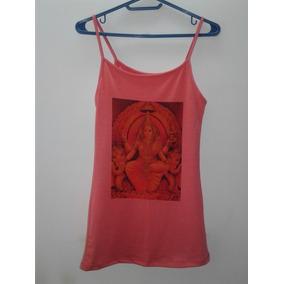 Musculosa Hindu Ganesha De Mujer