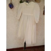 Vestido Paje /bautizo / Casa Blanca