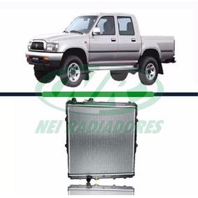 Radiador Toyota Hilux 3.0 Srv 2002 Até 2005 C/ar E S/ar