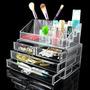 Organizador Porta Maquillajes Cosmeticos Labiales Joyeria