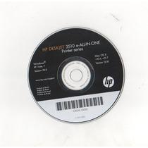 Cd Instalaçao Impressora Hp Deskjet 3510