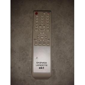 Control Para Tv De Pantalla Daewoo Lafayette Ekt