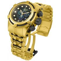 Relógio Invicta 12741 Reserve Bolt Zeus Com Caixa E Manual.