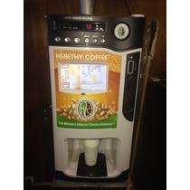 Máquina Expendedora De Café Healthy Coffee Envio Gratis