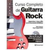 Libro: Curso Completo Guitarra De Rock - Editorial Parramon