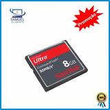 Cartão Memória Compact Flash Sandisk Ultra 8gb 30mb/s 200x