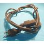 Cable Alimentacion Power Para Computadora Impresoras Etc