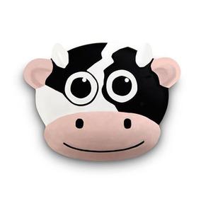 Sujetador Para Bolsa Diseño Vaca Kikkerland Clip Divertido