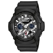 Relógio Casio Masculino G-shock Ga-201-1adr.