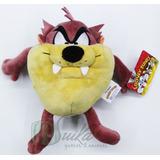 Pelúcia Looney Tunes Taz Tasmanian Devil Original Lacrado