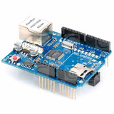 Ethernet Shield W5100 Compatible Con Arduino Uno Y Mega 2560
