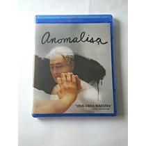 Película Anomalisa Blu-ray Nueva Con Envío Grátis