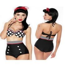 Bikini   Biquini Vintage, Retro, Pin Up1 - Pronta Entrega