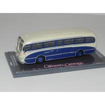 Corgi Original Omnibus Co. Stratford Blue Ed. Limitada 1:76