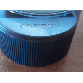 Orient : Estojo / Caixa De Luxo De Relógio / Original