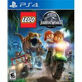 Lego Jurassic World Ps4 Fisico Nuevo Sellado
