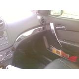 Kit Cromado Interior Chevrolet Aveo Emotion Gt 4 Puertas Hb