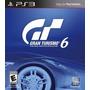 Gran Turismo 6 Juego Digital Ps3 En Manvicio Store !!!