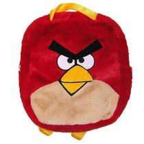 Angry Birds De Peluche Mochila Roja