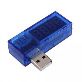 Testador De Usb Digital Voltagem Amperagem Tester 0 A 10v
