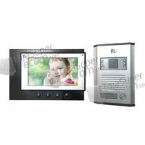 Vídeo Porteiro Interfone Com Câmera - 7 Polegadas Rl-06