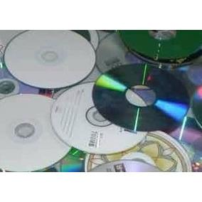 Cds - Dvds - - Usados P/ Decoração