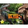Kit Imprimible Dinosaurios Cotillón Para Cumpleaños Infantil