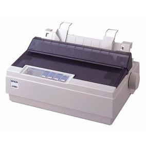 Impressora Matricial Epson Lx 300+ii Com Frete Grátis