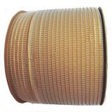 Bobinas Anillo Wire Metalico Doble O 1 Pulgada