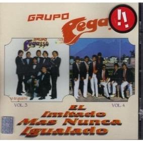 Grupo Pegasso Luz Y Sonido Y Amor Vendido Cd 2 En 1 Mcm