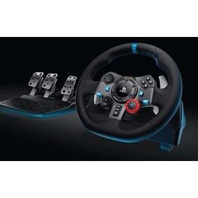 G29 Logitech Volante De Carreras Para Ps4