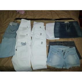 Lote Pantalon Short Pollera Ossira Tucci Rapsodia Wanama !!!