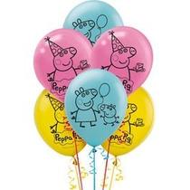 Globos Infantiles Personalizados. 1 Piñata De Regalo.
