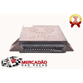 Modulo Central Alarme Fiat Tempra 94 7529006 Original