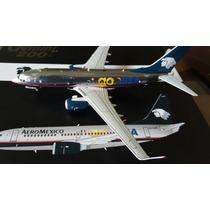 Aeromexico Go Visa 737-700 Xa-aam Gj 1/200